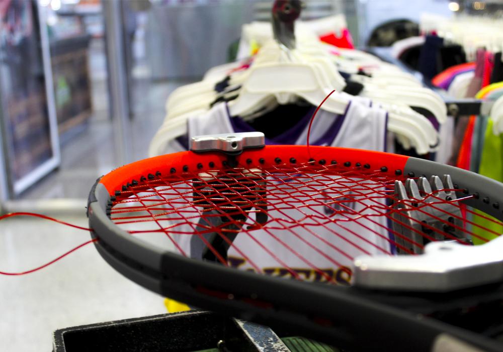 asesorias en encordados de raquetas de tenis valencia estado carabobo